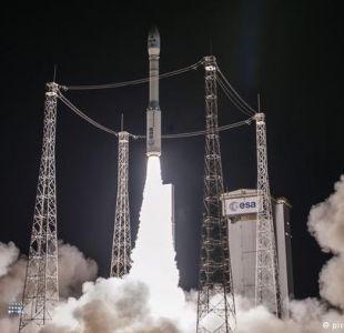 Francia entrega a Lima el pleno control del PerúSAT-1