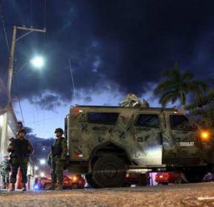 Existen seis grandes organizaciones dedicadas al narcotráfico, con presencia en 24 de los 32 estados de México.