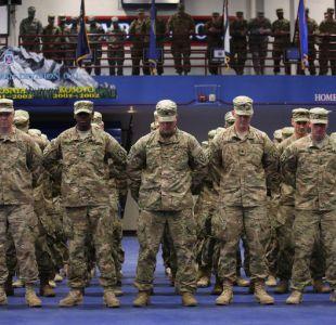 EEUU y Corea del Sur inician ejercicios militares conjuntos