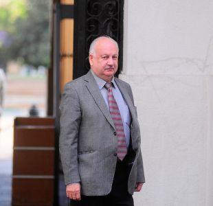 Teillier declara ante Fiscalía por venta de propiedades del PC