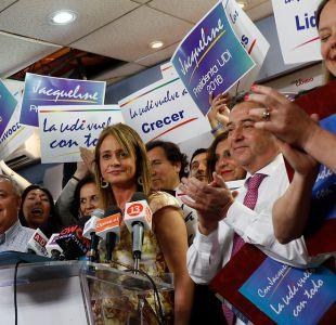 Elecciones UDI: Joaquín Lavín le entrega su apoyo a Van Rysselberghe