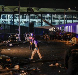 Doble atentado en pleno centro de Estambul deja 29 fallecidos y 166 heridos