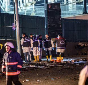 Gobierno chileno envía condolencias por atentado en Estambul y reitera rechazo al terrorismo
