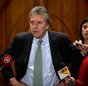 Alberto Espina y presidenciales: Veremos el programa y si soy la persona que puede liderarlo