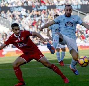 Celta de chilenos ya tiene rival en octavos de Europa League: Chocará ante Krasnodar ruso