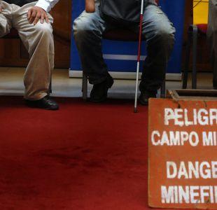 Bolivia acepta invitación de Chile para verificarar desactivación de minas antipersonales