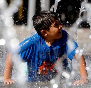 Ola de calor en Santiago: termómetros llegarían a 36°C el miércoles