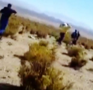 Contacto: Frontera Norte: La ruta de la muerte