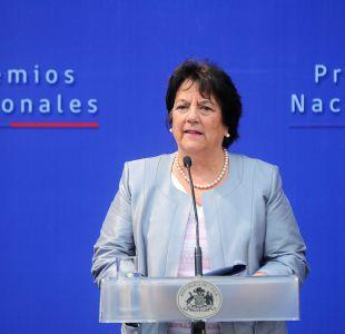La ministra de Educación, Adriana Delpiano