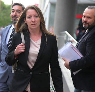 Caso Caval: revisan nuevamente las medidas cautelares de Natalia Compagnon