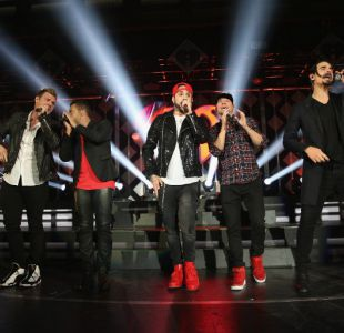 Backstreet Boys fue sondeado para Viña 2017