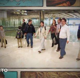 Contacto mostrará nuevos casos de viajes de concejales al extranjero