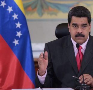 Periodista de Canal 13 es expulsado de Venezuela en medio de ofensiva contra prensa internacional