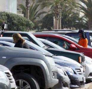 Recoleta: Concesonaria sigue cobrando estacionamientos pese a medida Municipal