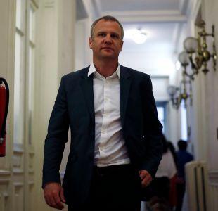 """Felipe Kast: """"El objetivo de Evópoli no es reclutar militantes frustrados de otros partidos"""""""