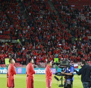 FIFA castiga nuevamente a Chile por cantos homofóbicos y se despide del Nacional