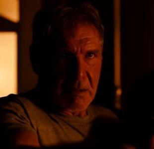 """Harrison Ford en el adelanto de """"Blade runner 2049"""""""