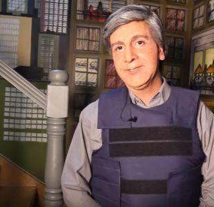 [VIDEO] Del Tio Emilio hasta Gary Medel: el saludo navideño de Stefan Kramer