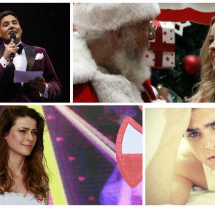 Los famosos chilenos revelaron sus Navidades más especiales