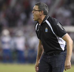 Mauricio Soria es el nuevo técnico de Bolivia tras partida de Ángel Guillermo Hoyos