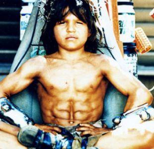 ¿Recuerdas al niño más fuerte del mundo? Así luce en la actualidad