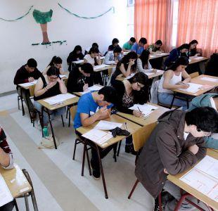 Instituto Nacional encabeza puntajes nacionales en la PSU