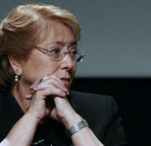 Bachelet: Me siento orgullosa por haber llevado adelante la gratuidad