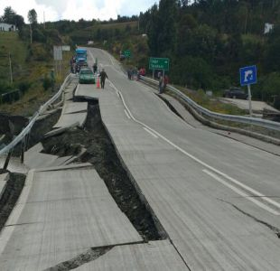Servicios de salud restablecen el funcionamiento tras terremoto en Chiloé