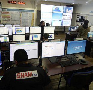 """Gobierno está """"satisfecho"""" con explicación del SHOA sobre cambio en horario de llegada de olas"""