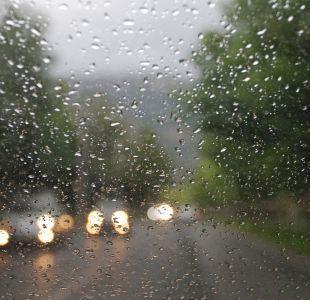 Lluvia en Santiago: revisa el pronóstico del tiempo