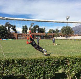 [FOTOS] Así trabaja La Roja Sub 20 de cara al Sudamericano de Ecuador