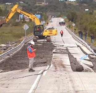 Daños en la Ruta 5 Sur: ¿Por qué no resistió la obra?