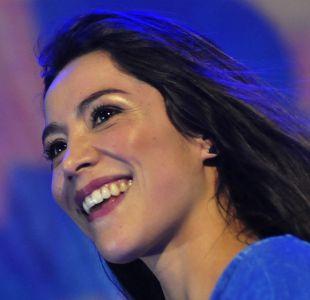 Loreto Aravena disfruta con el debut de una tía en el mundo de las teleseries