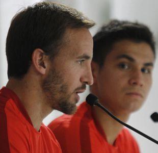 Galdames ve recambio en La Roja y Fuenzalida avisa que van a ganar la China Cup