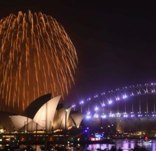 Celebraciones de Año Nuevo: Australia y Nueva Zelanda reciben el 2017
