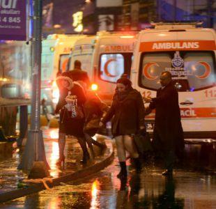 [FOTOS] El dolor en Estambul tras el ataque al club Reina que dejó al menos 39 muertos