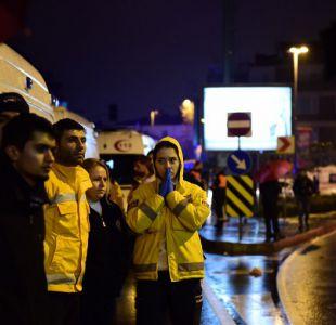 Erdogan: El atentado de Estambul busca sembrar el caos en Turquía