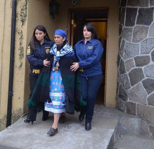Alcalde de Renaico: Machi Linconao sale de ahí libre o sale en un cajón