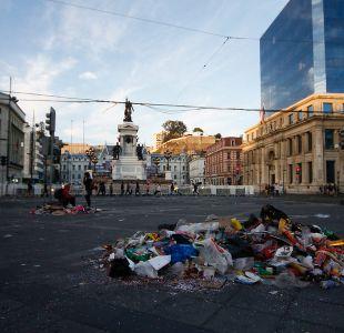 Valparaíso reduce significativamente las toneladas de basura tras fiesta de año nuevo