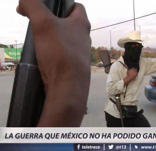 [VIDEO] México: 10 años de guerra perdida contra el narcotráfico