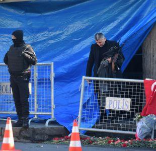Detienen a ocho personas por el ataque en Estambul y publican imagen del principal sospechoso