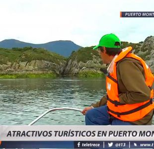 [VIDEO] Las maravillas turísticas que ofrece Puerto Montt