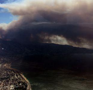 Por qué el humo de los incendios es un riesgo para la salud