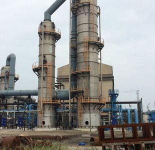 La planta industrial que convierte el CO2 en polvo para hornear