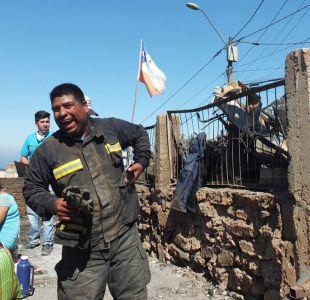 Leonardo Farkas ayudará a bomebro que perdió su casa en incendio