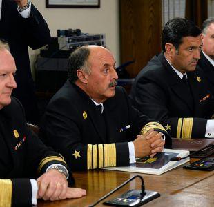 Armada entregó detalles de espionaje en fragata Lynch