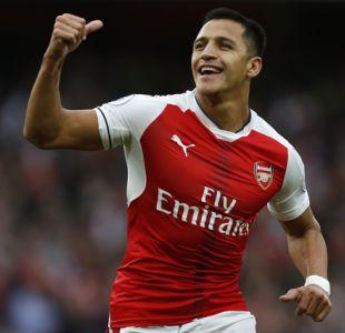 Revista inglesa ubica a Alexis Sánchez entre 10 mejores jugadores de los últimos 25 años del Arsenal