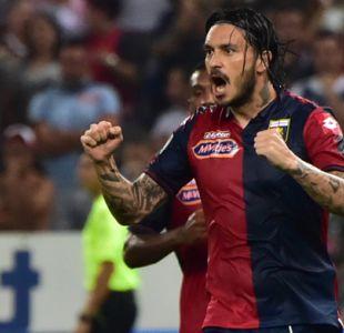 En Italia aseguran que Mauricio Pinilla retornaría a Genoa