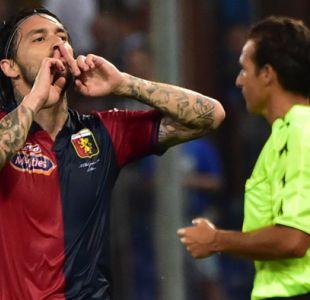 Mauricio Pinilla concreta su retorno a Genoa y será presentado este viernes