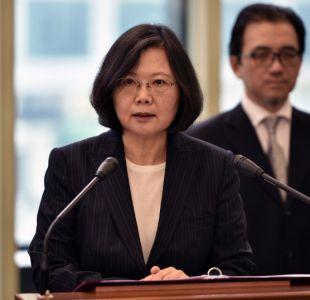 Presidenta de Taiwán viaja a EEUU y Centroamérica bajo la mirada atenta de Pekín